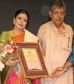 Sanchita Bhattacharya Receiving Mashal Pratibha Samman.jpg