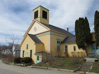 Eliot, Maine - Image: Sanctuary Arts, South Eliot ME