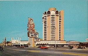 Carl Cohen (businessman) - Sands Hotel c. 1967