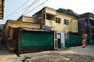 Shibpur - The Sanjher Attchala estate