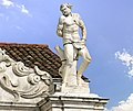 Santa Maria degli Scalzi (Venice) - San Bartolomeo (apostolo) di Bernardo Falconi.jpg
