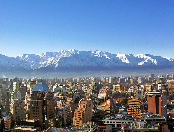 Pictures of Santiago
