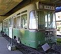 Sapporo City Transportation Bureau D1041 Diesel car.JPG