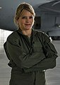 Sara Haines at Charleston Air Force Base.jpg