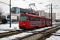 Sarajevo Tram-261 Line-3 2012-01-08.jpg