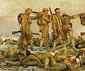 Sargent, John Singer (RA) - Gassed 002.jpg