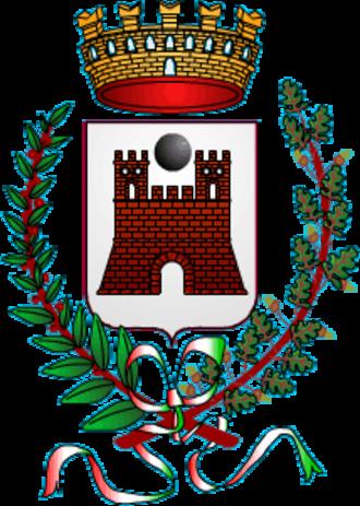 Saronno - Image: Saronno Stemma
