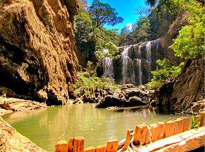 Sathodi Falls - Sathoddi Falls