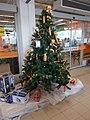 Savoya Park Shopping Complex, OBI DIY Christmas tree, 2016 Albertfalva.jpg