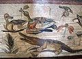 Scena nilotica, da casa del fauno a pompei, 9990, 04.JPG