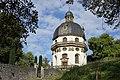 Schöntal - Kloster - Kreuzbergkapelle - Ansicht von WSW 1.jpg