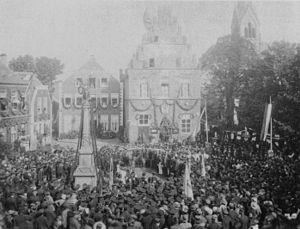 Sedantag - Sedantag in Schüttorf in 1895