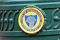 Schenectady, New York seal on lightpole.jpg