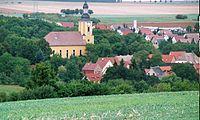 Schkölen, the town church.jpg