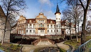Schkopau - Schkopau Castle