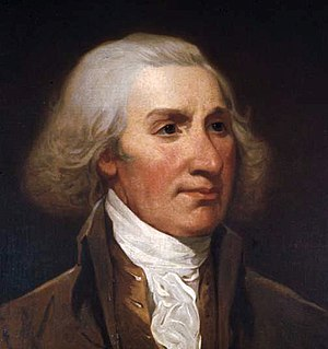Mount Independence (Vermont) - Major General Philip Schuyler