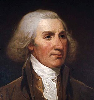 Philip Schuyler general in the American Revolution and a United States Senator from New York