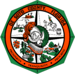 Official seal of DeSoto County