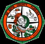 Offizielles Siegel von DeSoto County