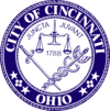 Stema City of Cincinnati  Orașul Cincinnati