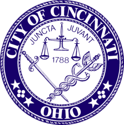 Seal of the City of Cincinnati (Ohio).png