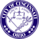 Seal of Cincinnati.