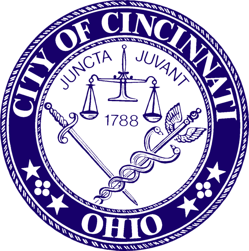Official seal of Cincinnati, Ohio