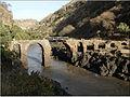 Sebara Dildiy (Broken Bridge) on Blue Nile River.jpg