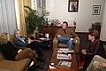 Secretario Adjunto de Estado para el Hemisferio Occidental de Estados Unidos, Arturo Valenzuela arriba a Quito (4491234127).jpg