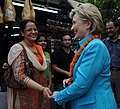 Secretary Clinton Visits Local Shops in New Delhi (3736836000).jpg