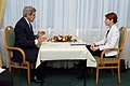 Secretary Kerry Speaks With Estonian Foreign Minister Pentus-Rosimannus During Bilateral Meeting at NATO Headquarters in Belgium (15928224571).jpg