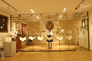 Philharmonic Society of Corfu - Section IV of the Music Museum of the Corfu Philharmonic Society.