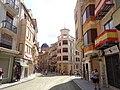 Segorbe. Entrada de Toros. Calle Colón 2.jpg
