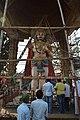Semi-divine Hanuman - Hanuman Mandir - Kamakhyanagar Zero-point - Dhenkanal 2018-01-23 7078.JPG
