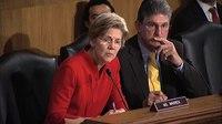 File:Senator Elizabeth Warren's First Banking Committee Hearing.webm