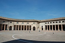 The Foro Annonario.