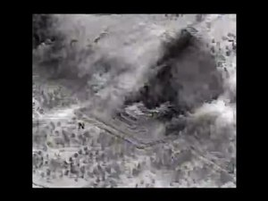Dosya:Sept 23 ISIL compound strike.WebM