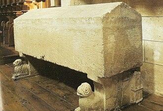 Berengaria of Castile - Berengaria's tomb in Las Huelgas