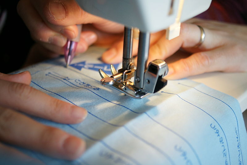 File:Sewing Lesson.jpg