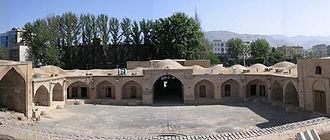 Karaj - Šāh-Abbāsi Caravansary