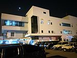 Shah Amanat International Airport at night 01.jpg