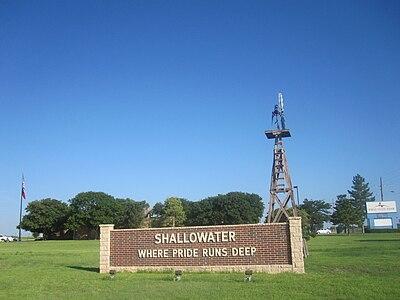Shallowater