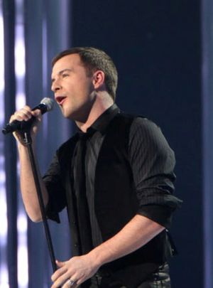Shane Filan - Filan performing during The Nobel Peace Prize Concert in 2009