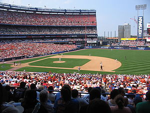 Shea Stadium - 2007 New York Mets-Boston Red Sox