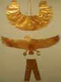 SheetGoldPectorals-FromTombOf3MinorWivesOfThutmoseIII MetropolitanMuseumOfArt.png