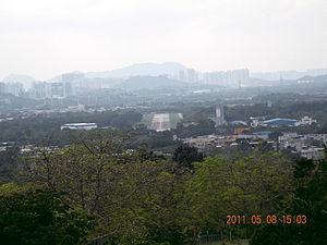 Shek Kong - Image: Shek Kong Airfield