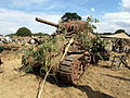 Sherman tank to be restored.JPG