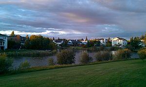 Sherwood Park - Image: Sherwood Park