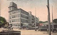 Shoe Factory, Howe Street, Marlborough, MA