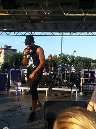 Shonlock - Shonlock performing in 2015